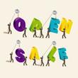 open sale