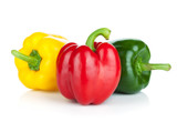 Fototapety Colorful bell peppers