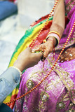 Great Hindu Wedding Ritual All Tied Up