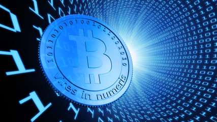 Bit coins, the virtual currency