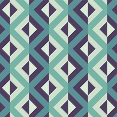 Abstract geometric seamless pattern design
