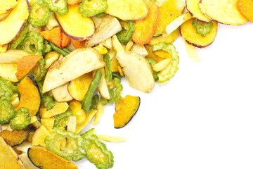vegetables chips