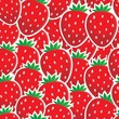 Seamless background fruit theme 4
