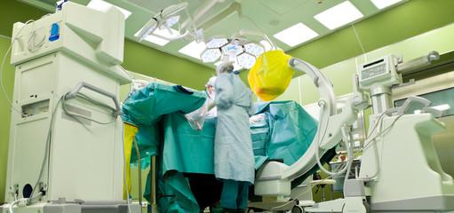 surgery scanner modern hospital