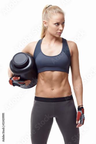 Fototapeten,sport,leute,fitness,mädchen