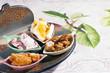 日本食べ物・魚のすり身天ぷら
