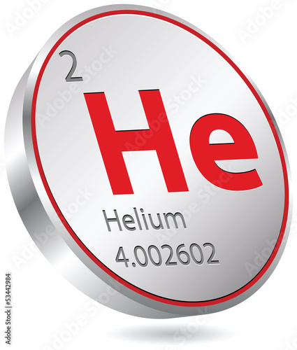helium button