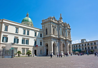 Pompei, Santuario della Beata Vergine del Rosario