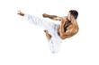 taekwondo martial arts master