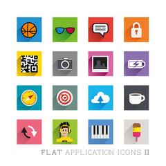 Flat Icon Designs & Symbols