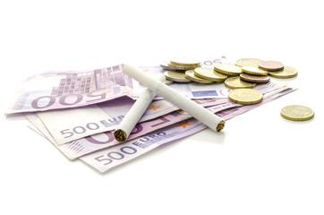 Profitable tobacco industry