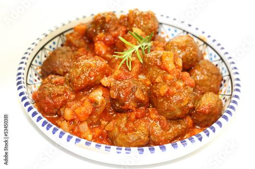 boulettes de viande