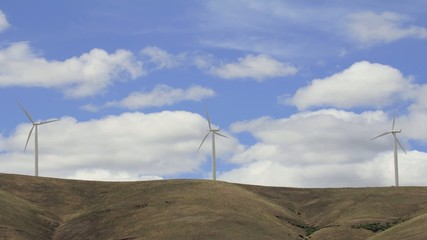 Wind Turbines in Goldendale, Washington 1920x1080