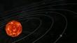 Fototapete Planet - Planet - Raumfahrt