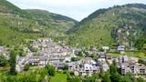 Fototapety Sainte-Enimie, Gorges du Tarn, Lozère
