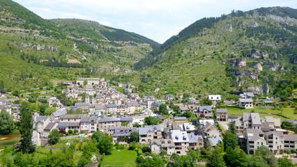 Sainte-Enimie, Gorges du Tarn, Lozère