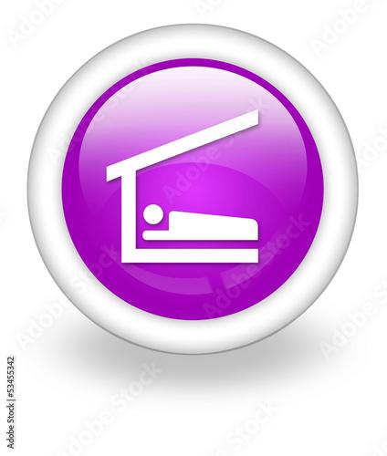 "Violet Icon ""Sleeping Shelter"""
