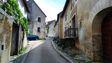 rue de Chateau Chalon