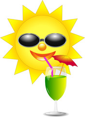 Sonne Cocktail