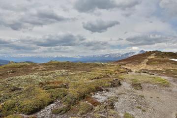 Wanderweg, Gstoder