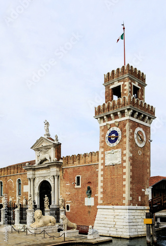 Arsenale in Castello, Venice