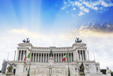 Altar of the Fatherland in Rome.