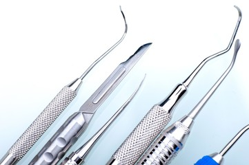 Stainless Dental Tools