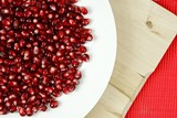 Raw Pomegranate Seeds