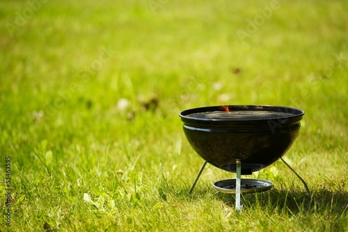 Small Barbecue Grill