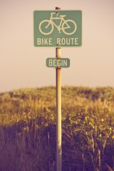 Bike Route Begin