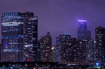 Night Life Chicago