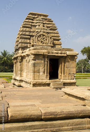 Jambuligaswara Temple, Pattadakal
