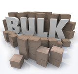 Buy in Bulk Word Many Boxes Product Volume Quantity