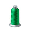 Bobbin of green thread