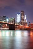 New York City Brooklyn Bridge