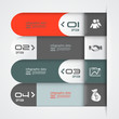 Modern business design template, infographic, website