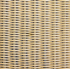 Old wicker texture