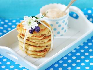 kleine Pfannkuchen