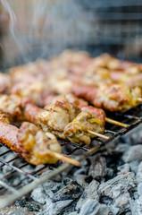 Carne alla brace Barbecue