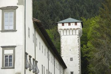 Torre dell'abbazia di Vallombrosa