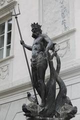 Bolzano, Statua del Tritone
