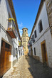 Calle de Baeza, ciudad del Renacimiento