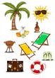Urlaub, Sommer, Sonne  Icon