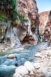 Wadi Hasa creek in Jordan