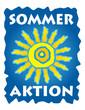Sommer Aktion Symbol
