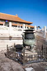 Details of The Forbidden City