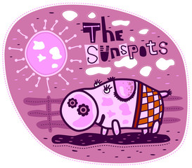 Pig and sunspots