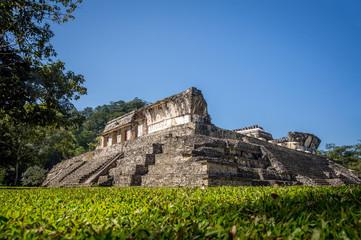 Palenque : le Palais de palenque
