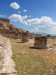 Telesterion, ancient Eleusis, Attica, Greece