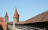 Rothenburg o.d.T. Stadtmauer